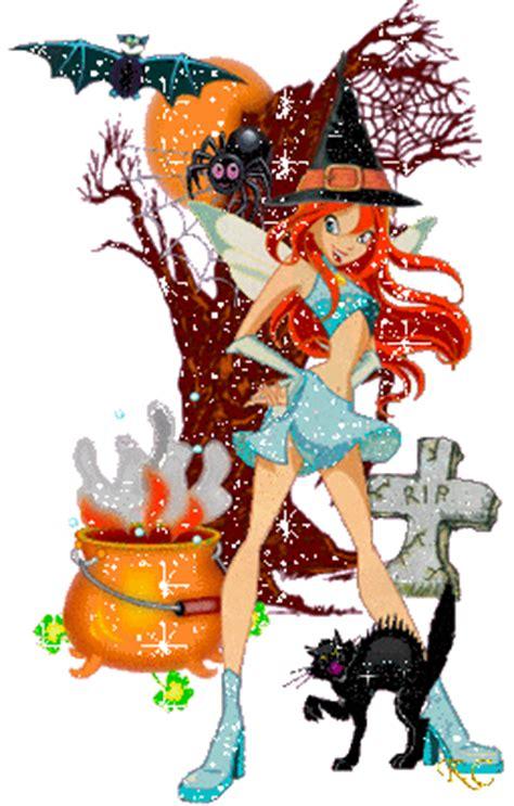 gif animate glitter halloween gratis