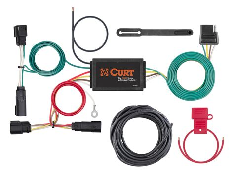 Ford Escape Wiring Kit Harness Curt Mfg