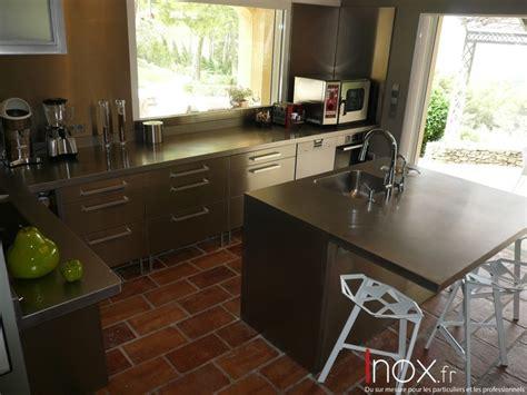 cuisine inox particulier inox fr tous les éléments de cuisine