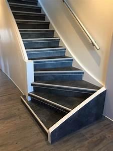 Rénovation Escalier Par Recouvrement : r novation d un escalier en bois ub69 jornalagora ~ Dailycaller-alerts.com Idées de Décoration