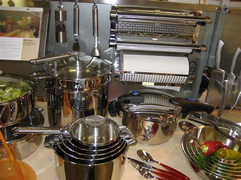 materiel de cuisine fissler ustensiles de cuisine poêles autocuiseurs