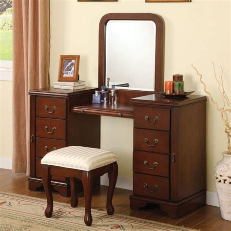 small makeup tables furniture gorgeous small makeup vanity for amusing home furniture ideas