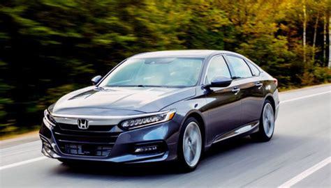 Honda Accord 2020 Model by 2020 Honda Accord Review Price Specs Redesign