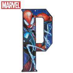 superhero marvel dc comics embossed tin letter sign  captain america read    image