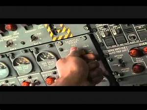 Boeing 727-200 Auxiliary Power Unit  Apu  Operation