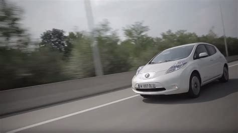 leaf electric car range charging range nissan leaf electric car nissan