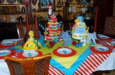Baby Shower Ideas  Dr Seuss!  Design Dazzle