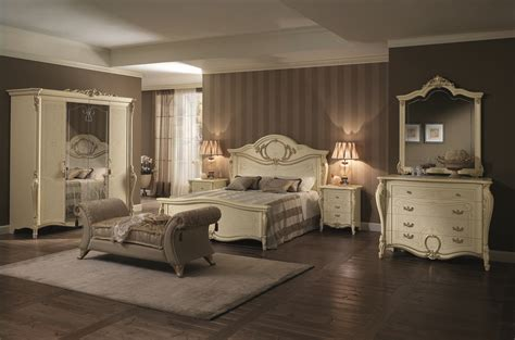 chambre style tiziano mobilier de chambre by arredoclassic