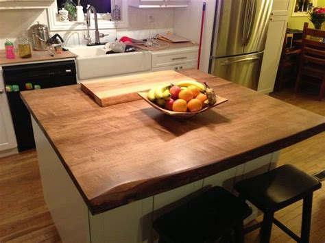 kitchen island table top 1000 images about live edge on live edge 5178