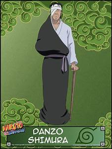 Danzo Shimura – Leader of ANBU(Roots) & Sixth Hokage