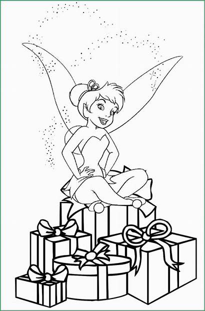 Tinkerbell Coloring Printable