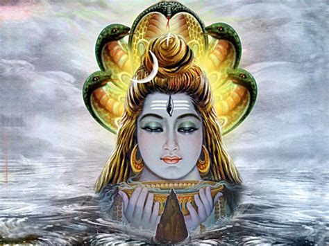 God Shiva Wallpapers Wid Mahamritunjay Mantra