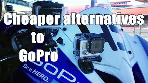 Cheaper Alternatives To Gopro Action Camera