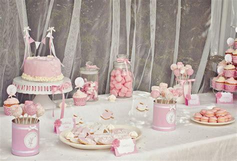 sweet table anniversaire idees sympas pour fete sympa