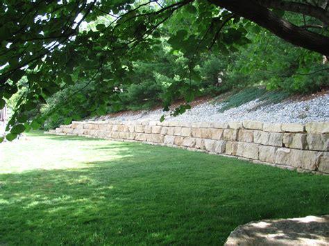 Boulder Retaining Walls - Landscaping St. Louis, Landscape ...