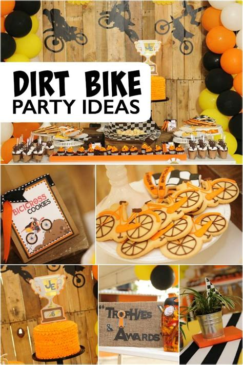 ideas  bike birthday parties  pinterest
