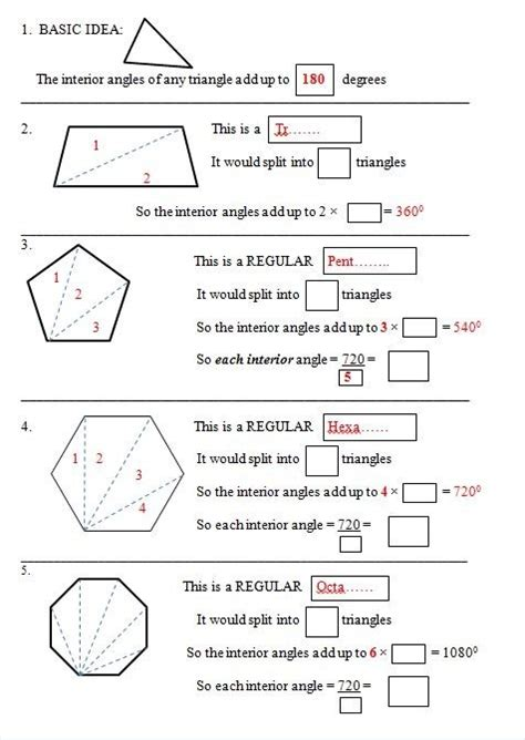 How Many Angles Are On The Interior Of An Octagon by What Is The Sum Of The Interior Angles Of A Trapezoid Quora