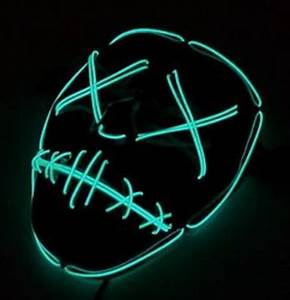 Glow Masks – Neon Culture