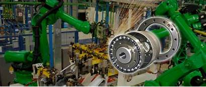 Wave Strain Gearing Reduction Solutions Compact