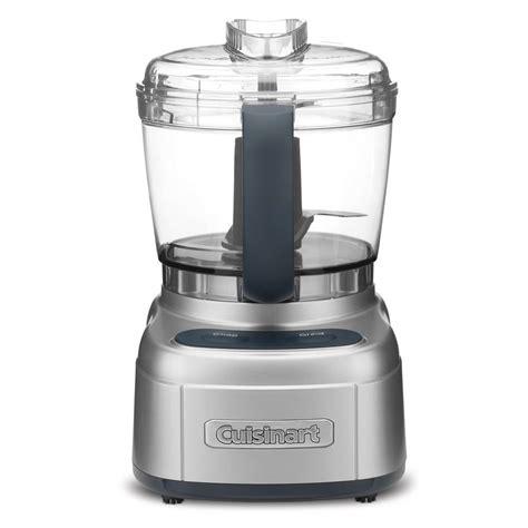 cuisinart home cuisine cuisinart elemental silver 4 cup chopper grinder ech 4sv
