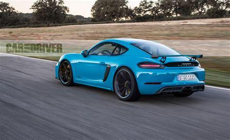 2019 Porsche 718 Cayman Gt4 The 911 Gt3's Little Brother