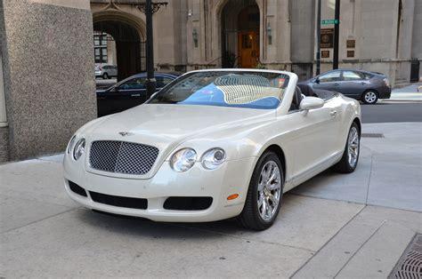 2008 Bentley Continental Gtc Stock # Gc1631a For Sale Near
