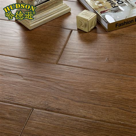 slip resistant tile wood brick floor tile antique glazed