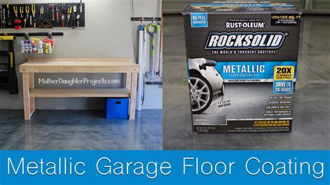 Rust Oleum Epoxyshield Garage Floor Coating Kit   Dandk