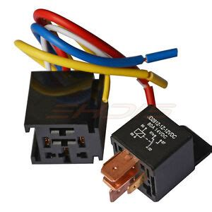 Car Relay Normally Open Relays Socket