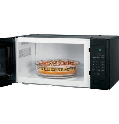 ge profile series  cu ft countertop microwave oven pemdfbb  appliances