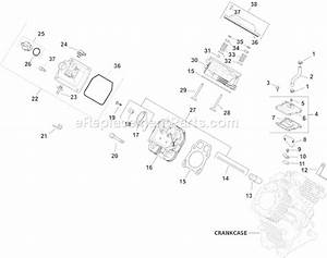 Kohler Ch20s Carburetor Diagram