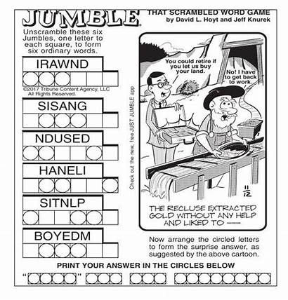 Jumble Pdf Puzzles Poststar