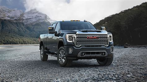The Handsome 2020 Gmc Sierra Heavy Duty Is Here To Help