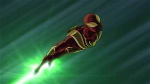 Flight of the Iron Spider | Ultimate Spider-Man Animated ...