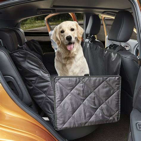 Back Seat Hammock For Dogs by Large Size Car Rear Seat Travel Hammock For Dogs Nonslip
