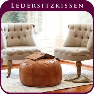 Lederkissen Für Sofa by Almadih Lederkissen Xl 50x35 Cm Wei 223 Creme Aus Echtem