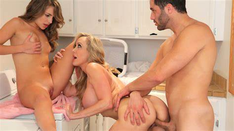 Brandi Love And Kimmy Granger Amateur Party Porn