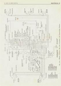 Electrical  1950 Commander With Auto Drive Wiring Diagram