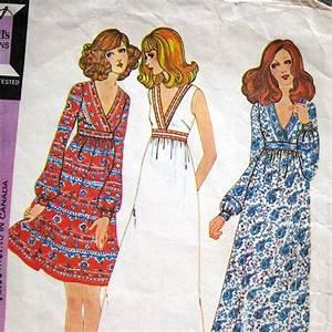 Robe Style Boheme : 1970s vintage sewing pattern mccall 39 s 3246 boho baby ~ Dallasstarsshop.com Idées de Décoration