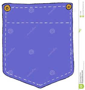 Jean Pocket Clip Art