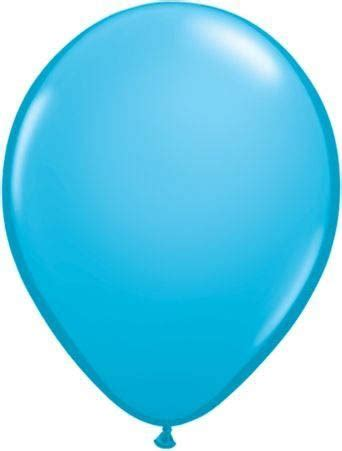qualatex luftballon hellblau cm qualatex ballons  cm