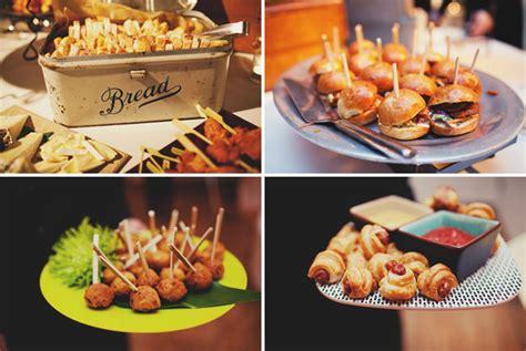 carnival food ideas wedding food menu ideas