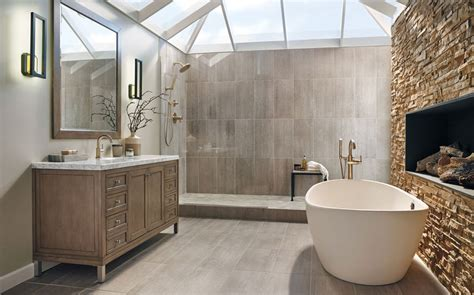 Modern Bathroom Finishes by Modern Brushed Gold Finishes For Your 2019 Kitchen Bath