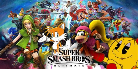 Echo Fighters That Need to Come to Super Smash Bros Ultimate