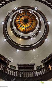 Savannah City Hall editorial photo. Image of dome ...