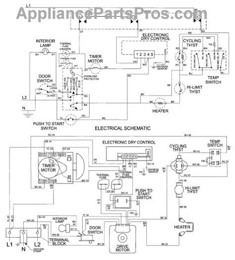 parts for maytag mde7600ayw wiring information parts appliancepartspros