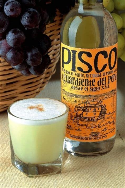 national drinks  peru