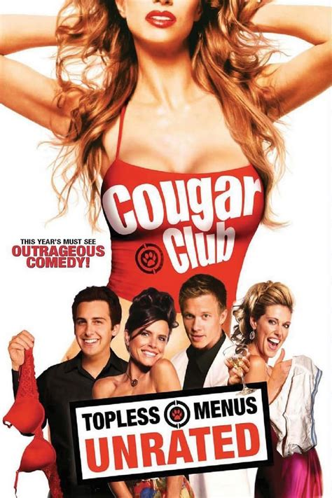 Cougar Club Posters The Movie Database TMDb