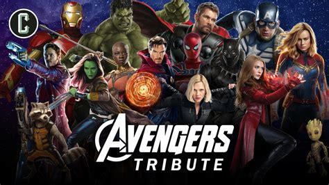 Avengers Endgame Marvel Tribute Video Epic