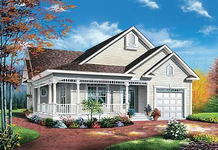 Plan 2148DR: Delightful Country Cottage Cottage style